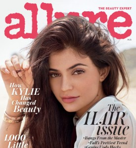 Well Played Cover: Kylie Jenner on Allure