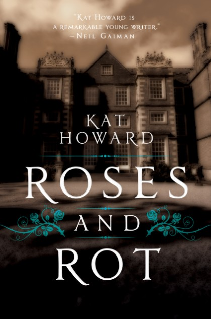 roses and rot hardcover cover