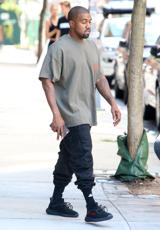 Kanyely Played: Kanye