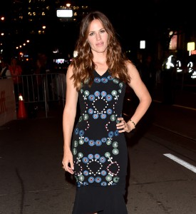 Well Played: Jennifer Garner in Peter Pilotto at TIFF