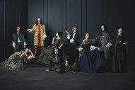 GFY Interview: Madeline Fontaine, Costume Designer for Versailles