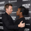 Ewan McGregor and Uzo Aduba
