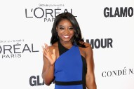 Fugs and Fabs: Olympians at Glamour's Women of the Year