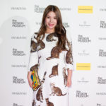 Someone Wore an Amazing Cat Dress to the Opening of the Design Museum