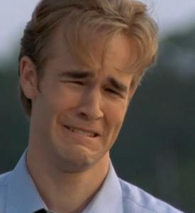 Crying Dawson