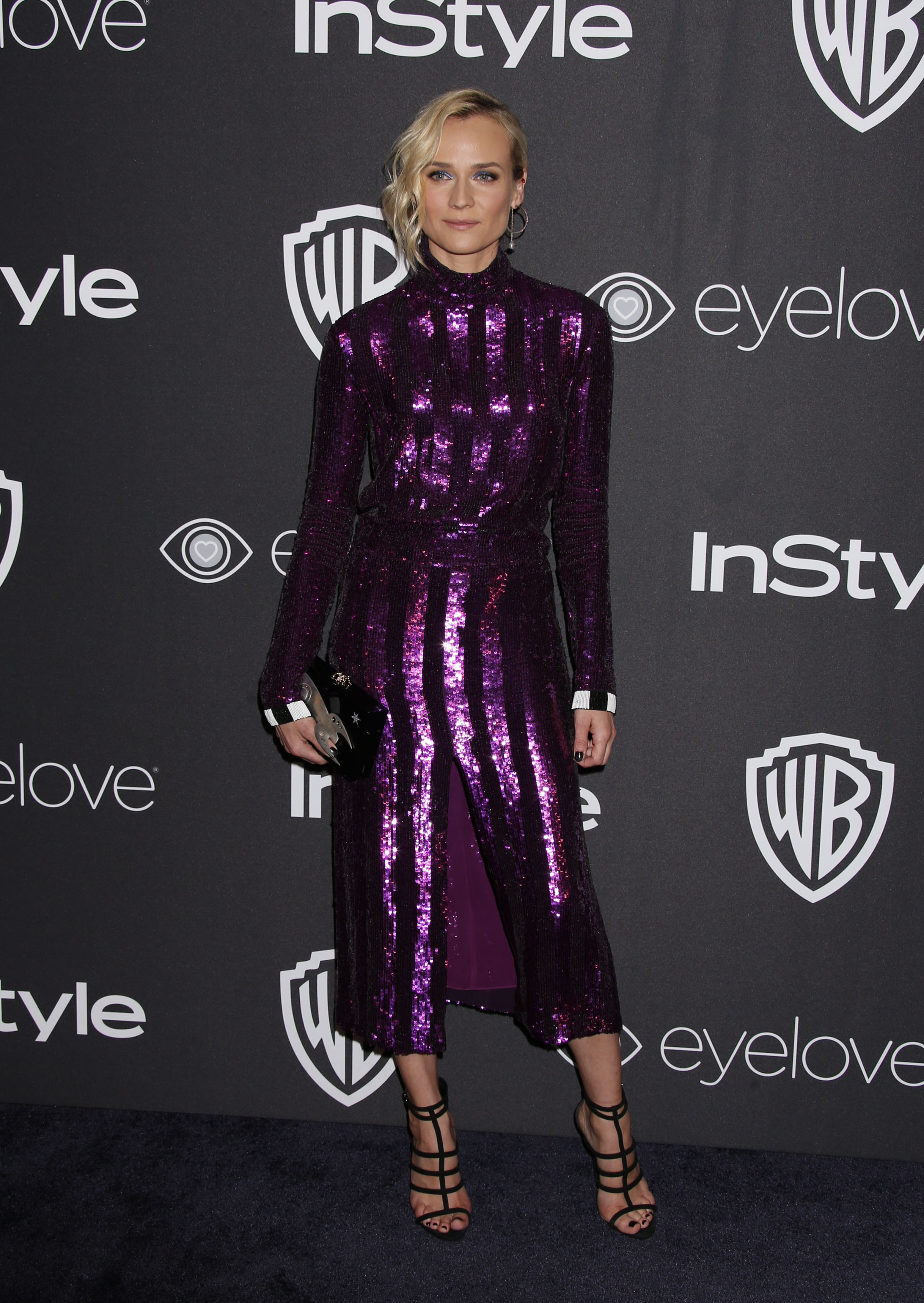 Warner Bros. Pictures And InStyle Host 18th Annual Post-Golden Globes Party