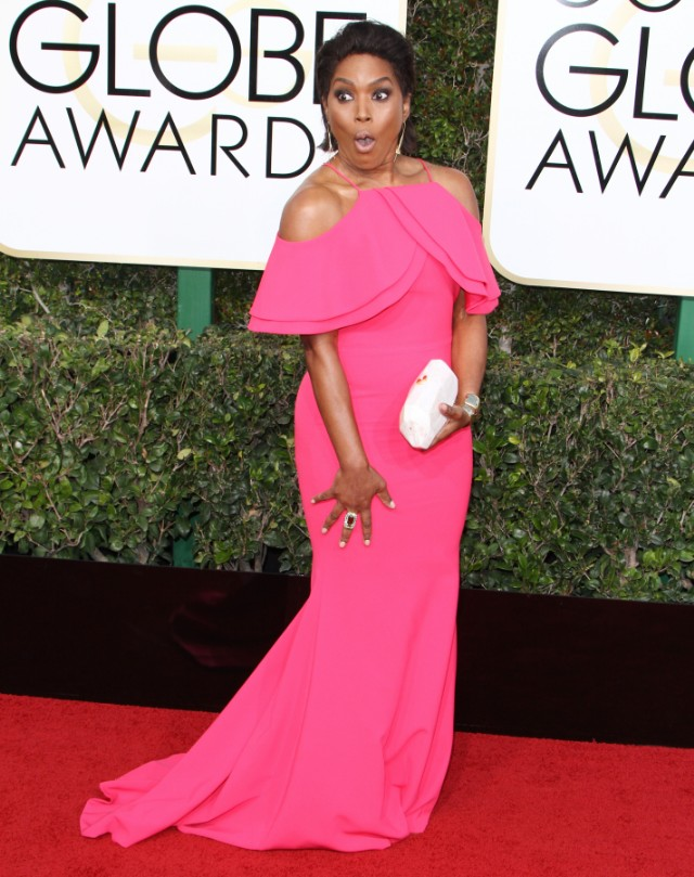 Golden Globes 2017: Angela Bassett Keeps Christian Siriano ...
