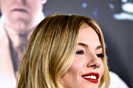 Sienna Looks…Intriguing at the Live By Night Premieres