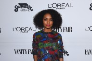 Is Yara Shahidi Carrying Off This Chanel?