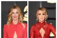 Fug/Fab Face-Off: Carrie Underwood vs Faith Hill