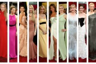 Flashback: Who Wore What to the Oscars in 2007?