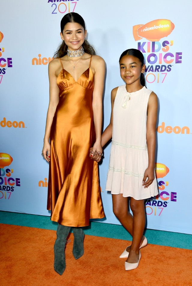 Nickelodeon's 2017 Kids' Choice Awards - Arrivals