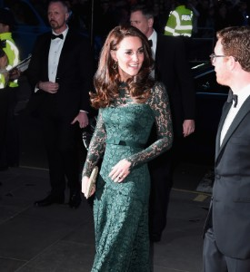 Kate Middleton Temperley National Portrait Gallery