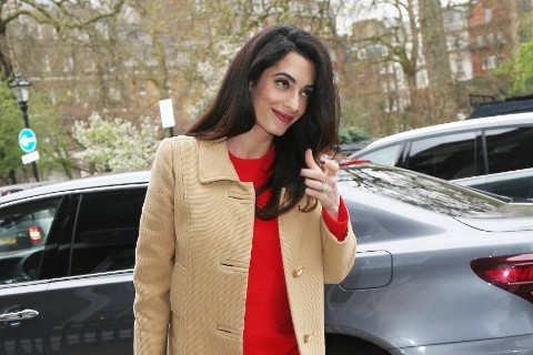 The Very Latest From Amal Clooney