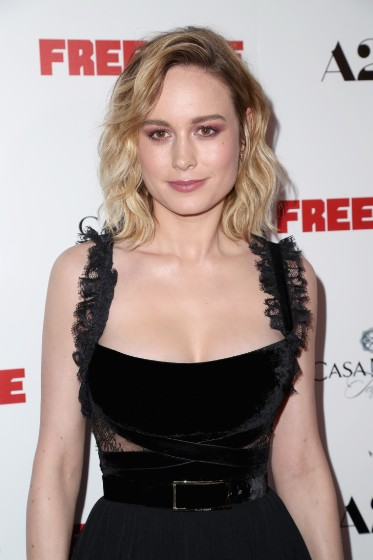 "Brie Larson at the ""Free Fire"" Premiere"