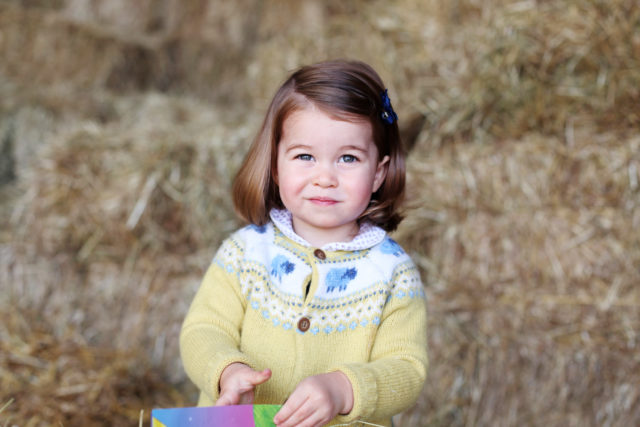 Princess Charlotte - Official Photograph Released