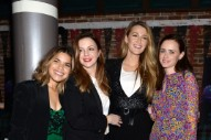 The Paint It Black Premiere is a Traveling Pants Reunion