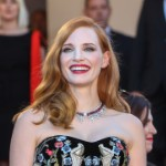 Jessica Chastain Opens Cannes With A Scrolldown Fug