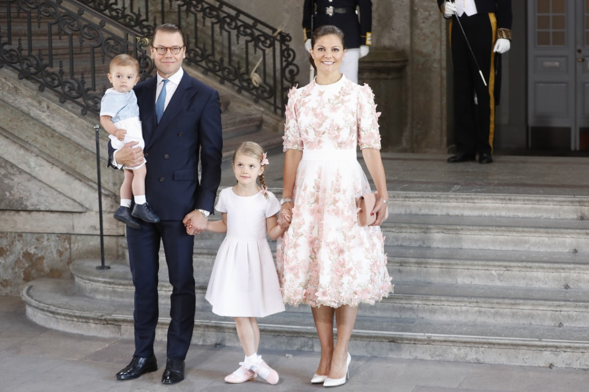 The Crown Princess Victoria of Sweden\'s 40th birthday Celebrations ...