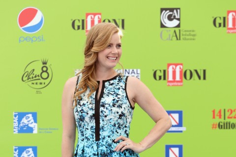 Amy Adams Models the Sundress of Our Dreams