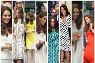 Duchess Kate's Wimbledon Wardrobe