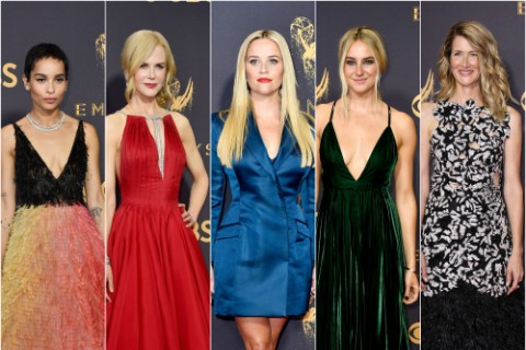 Big Little Lies at the Emmys