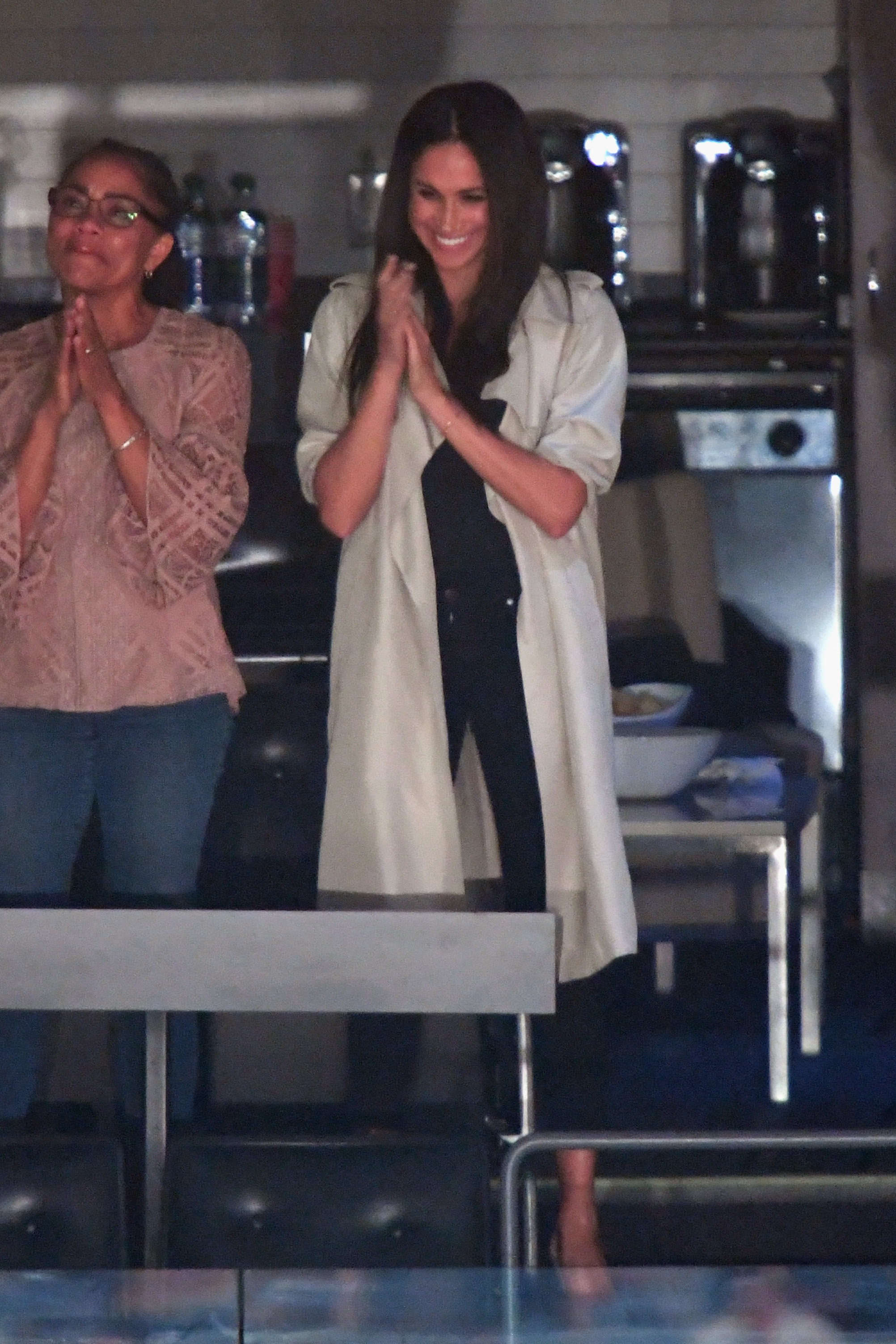 Meghan Markle Sports Another Good Coat At The Invictus