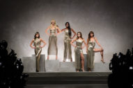 Versace Reunites (Most Of) The O.G. Supermodels