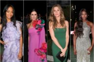 The Green Carpet Fashion Awards