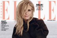 "Julia Roberts — Sorry, ""Julia!"" — is on Elle Canada. JULIA!!!!!"