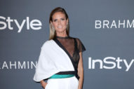 Heidi Klum Looks… Mighty Seaworthy?