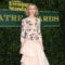 Cate Blanchett's Dress Takes a Scrolldown Turn