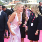 Margot Robbie Celebrates Her Oscar Nomination in…Well, a Nightgown