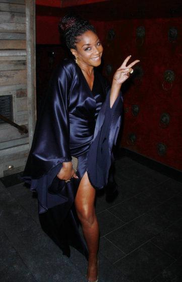 Tiffany Haddish at the New York Film Critics Awards