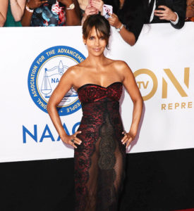 Dear Halle: Your Berry Is Showing