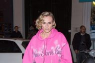 I Guess Diane Kruger Loves New York