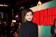 Kristin Scott Thomas Is Wearing Amazing Formal Robes