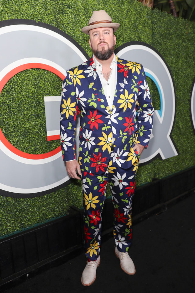 GQ Men of the Year Awards, Arrivals, Los Angeles, USA - 07 Dec 2017