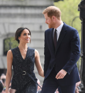 Harry and Meghan Also Left The House Today