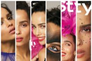 Zoe Kravitz Brightens Up InStyle
