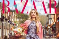 Let's See the Latest Covers from Harper's Bazaar UK