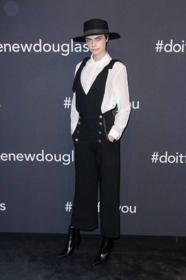 Douglas red carpet event, Berlin, Germany - 30 May 2018
