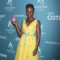Lupita Perks Up The Joint in Carolina Herrera