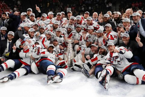 Well Played, Jubilant Men In Beards: The Washington Capitals Win The Stanley Cup