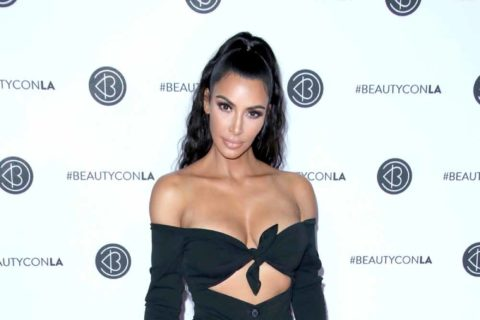 Kim Is Not The Worst-Dressed Person At Beautycon