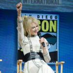 Nicole Kidman Is Having The Best Time at Comic-Con
