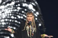 Madonna Showed Up to the VMAs In Unexpected Fashion
