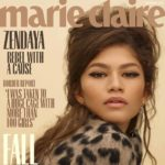 Zendaya's Marie Claire Cover Is A Pleasure To Behold