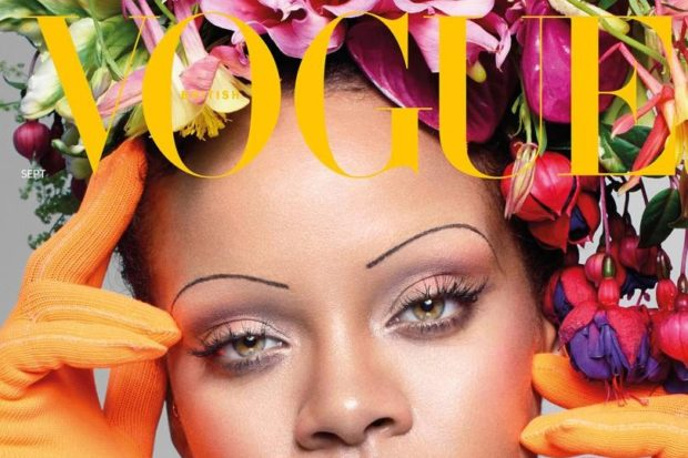 Rihanna-British-Vogue-Cover September Issue