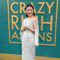 Constance Wu Is Delightfully Fringed at the Crazy Rich Asians Premiere